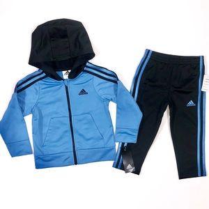 Boys Adidas Matching Set